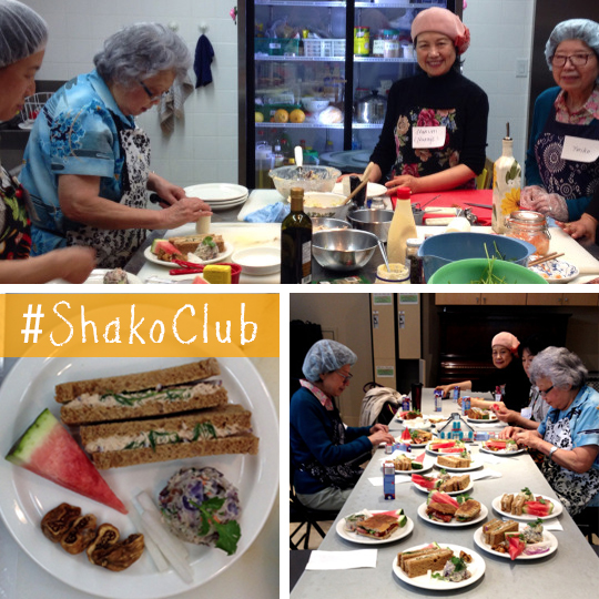 ShakoClub sandwich week