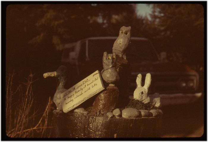 1987_02_03_1987_02_14_George_dePape_Funkie_The_Legend_of_Hornby_Island_slide_03_animal_figures_archive_optimized